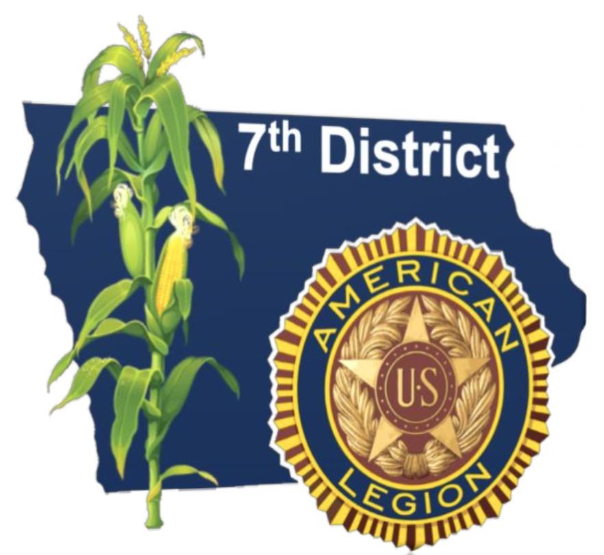 Iowa American Legion 7th District